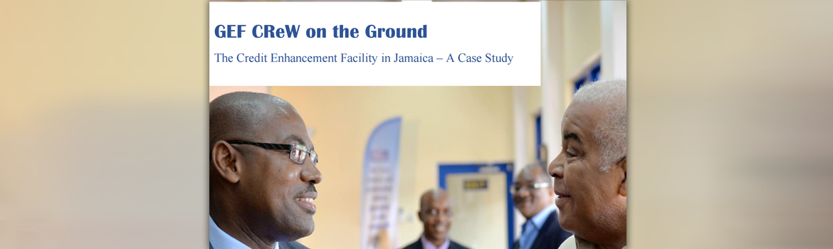 7 GEF CReW Case Studies now available