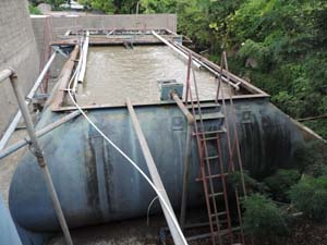 Acadia Wastewater Treatment Plant, Jamaica - to be decommissioned